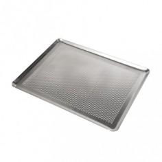Plaque Aluminium perforée 40 x 30 cm