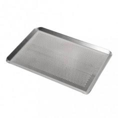 Plaque Aluminium perforée 20 x 30 cm